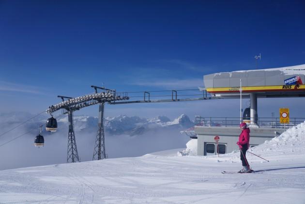 Навстречу зиме! К снегам в Альпы