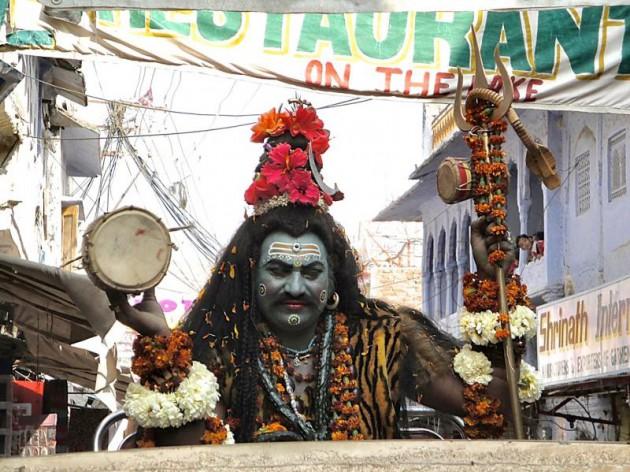 Махашиваратри - великая ночь Шивы в Непале