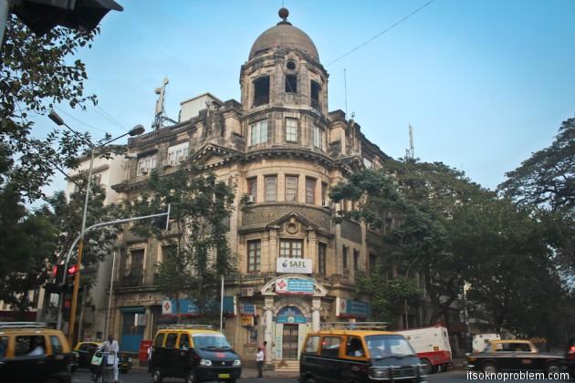 Старый Мумбаи. Достопримечательности