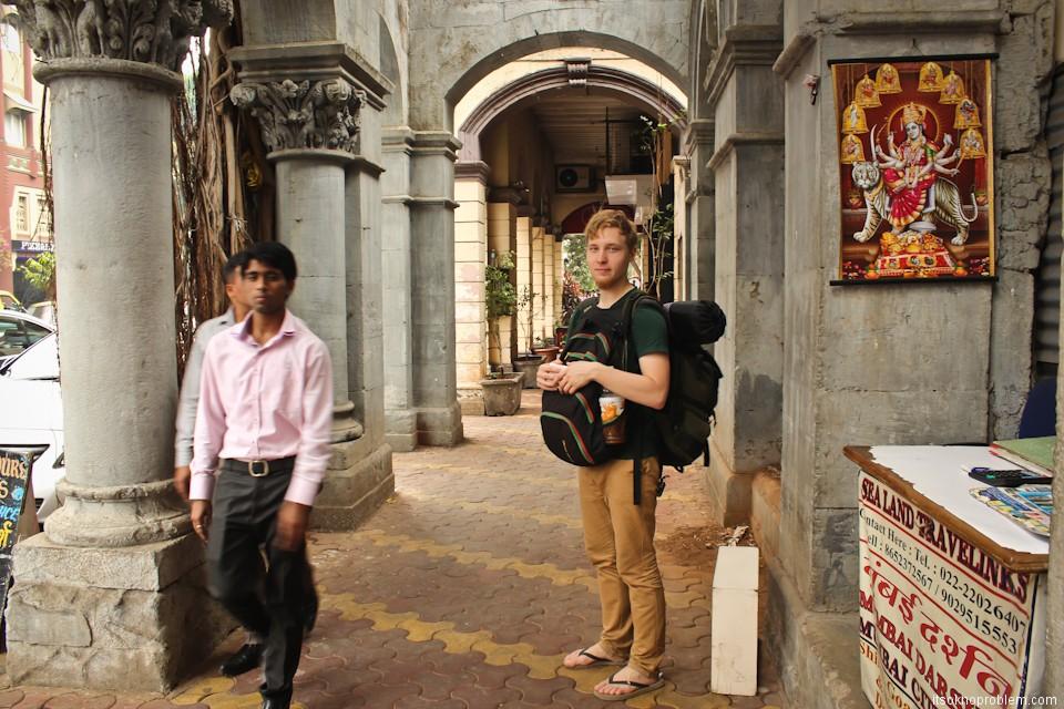Жизнь в Мумбаи. Будни бэкпекера