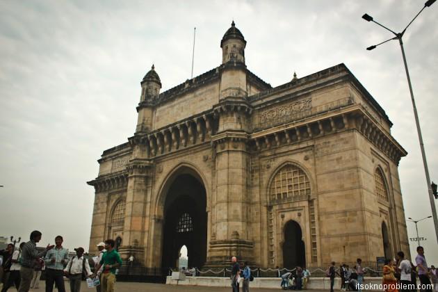 Достопримечательности Мумбаи. Старый квартал. Португалия