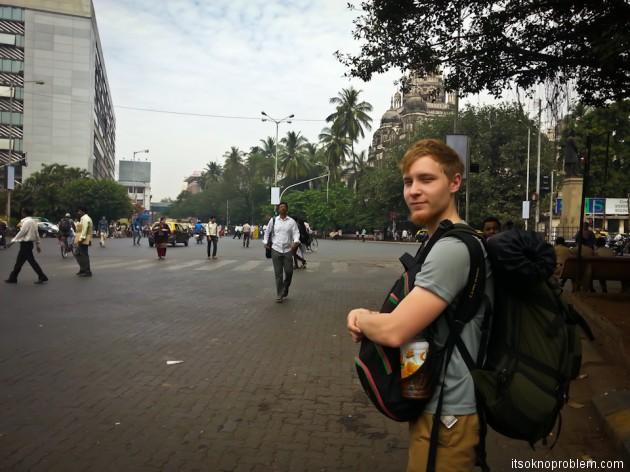 Жизнь в Мумбаи. Бэкпекер