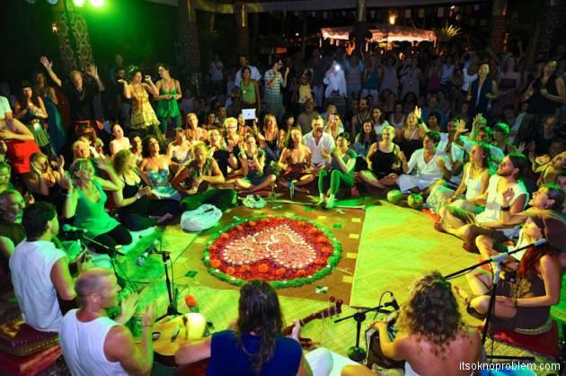 Духовный фестиваль на Бали