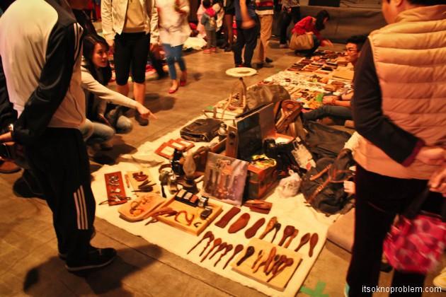 Блошиный рынок в Шэньчжэне
