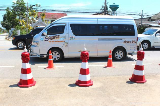 Горячие источники в Чианг Рае, Таиланд