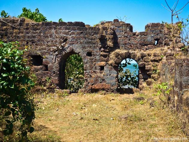 Пять лучших мест для отдыха в Гоа