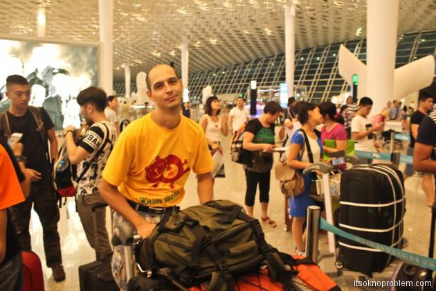 Перелет из Китая в Таиланд. Пример распродажи Air Asia