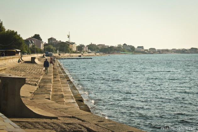 Что это за город? Лучшие пляжи лазурного берега. Осень