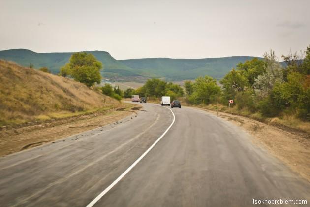 Из Крыма в Москву на автобусе