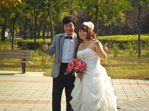 Свадьба в Китае. Церемония. Свадебная фотосессия