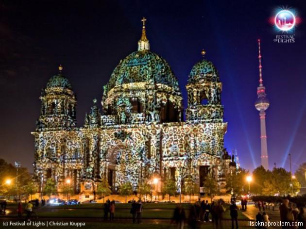 Фестиваль света в Берлине, Германия