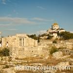 Развалины Херсонеса. Прикосновение к древностям Севастополя