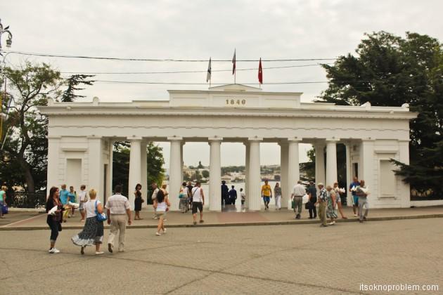 Прогулка по Севастополю. Что посмотреть за один день