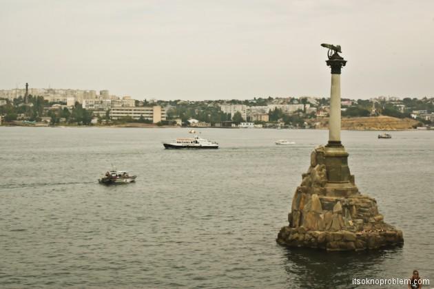 Прогулка по Севастополю. Что посмотреть за один день.