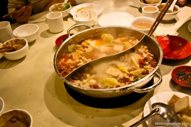 8 блюд которые нужно попробовать в Китае. Хот пот