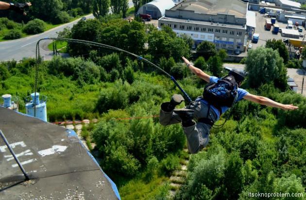Изменить свою жизнь за один прыжок. Роупджампинг в России