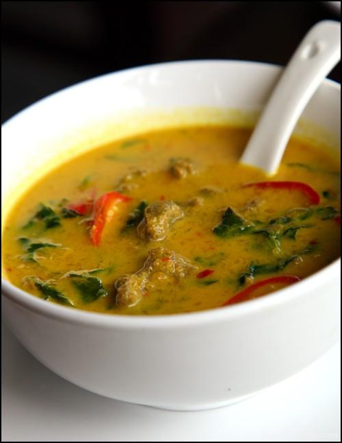 Вкусная неделя. Малайзия. Карии суп