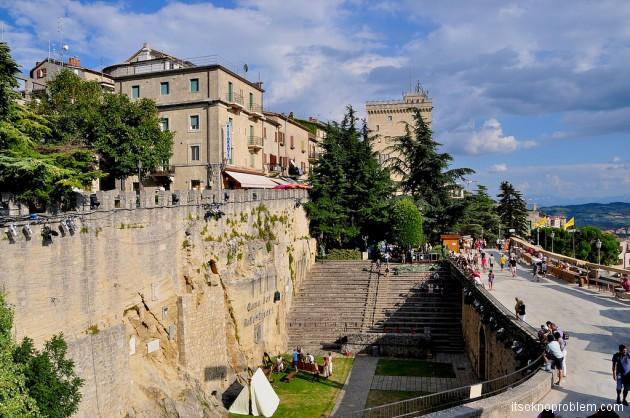 дни средневековья в сан-марино италия