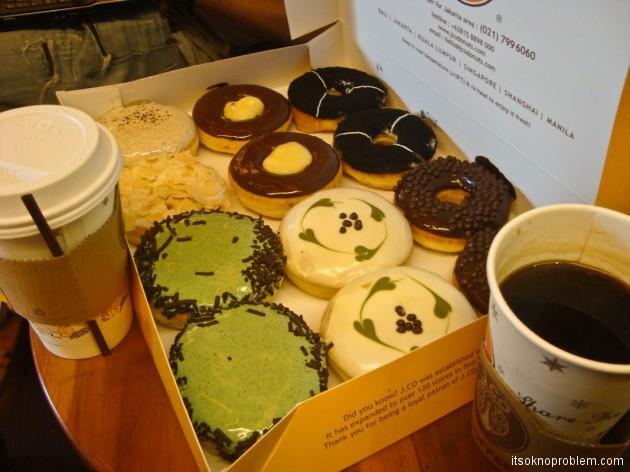 Вкусная неделя. Индонезия. Пончики