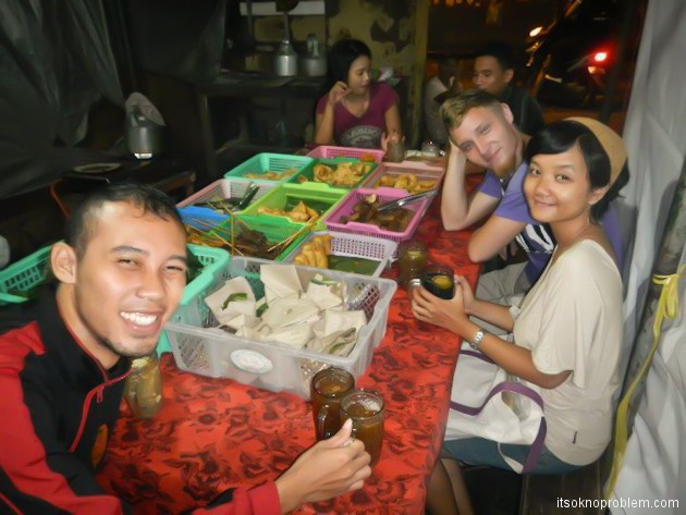 Вкусная неделя. Индонезия. Чай и наси горен