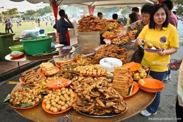 Вкусная неделя. Малайзия