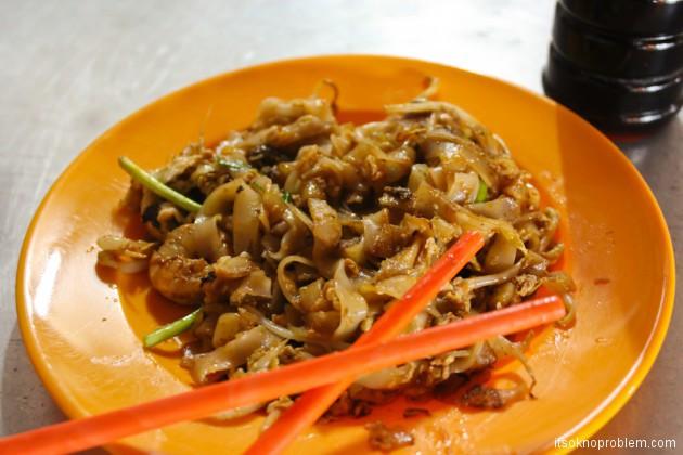 Вкусная неделя. Малайзия. Чар куай тьеу