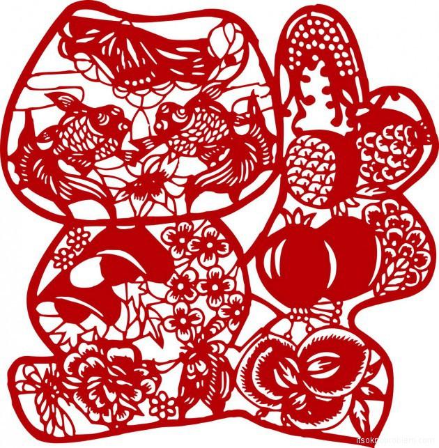 Поздравления на китайский новый год. Иероглифы, приносящие удачу