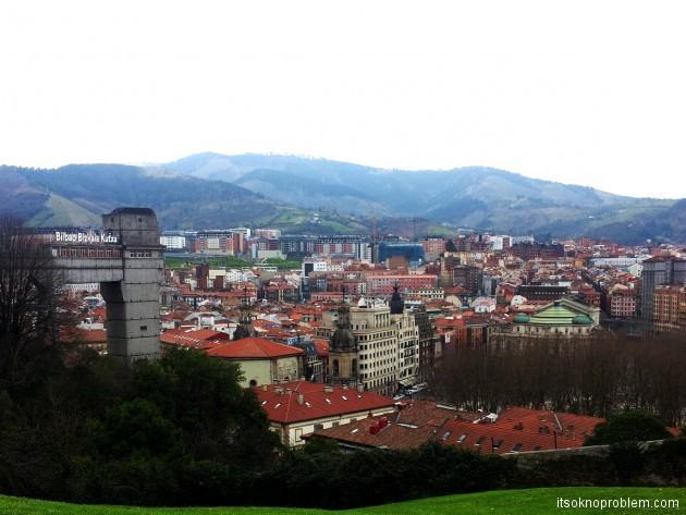 Страна Басков и Бильбао. Другая Испания