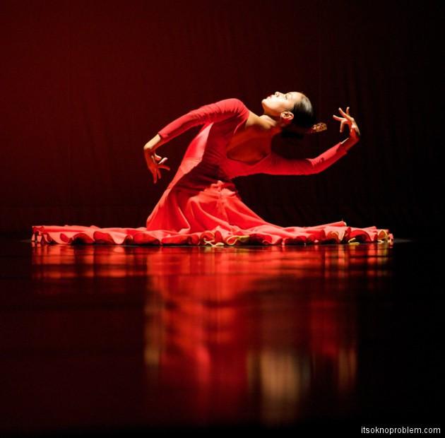Где посмотреть танец фламенко в Мадриде. Потрясающая «Кармен»