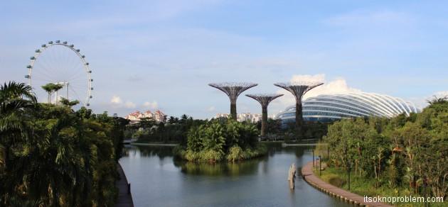 Сингапур. Великолепие совершенства