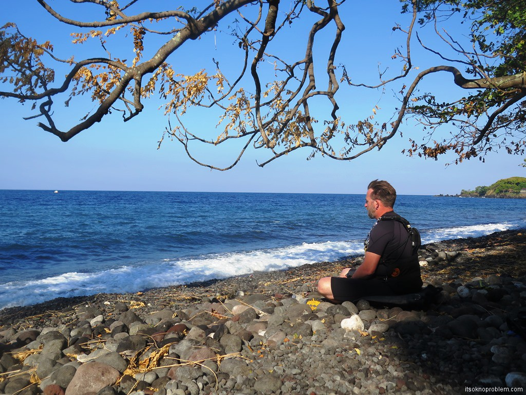 Туламбен. Дайвинг на Бали