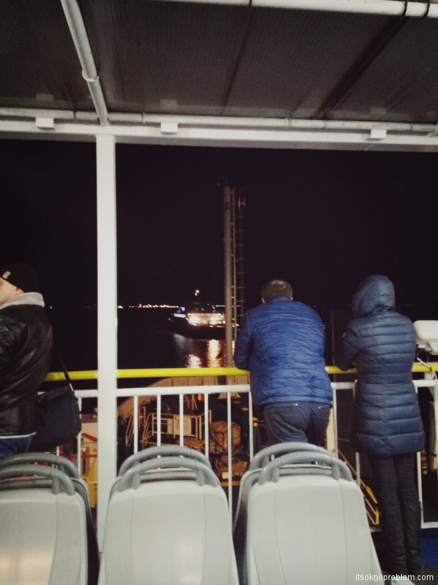 Полуостров тьмы. Поездка в Краснодар за электрогенератором