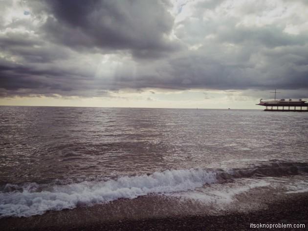 Море. Ялта
