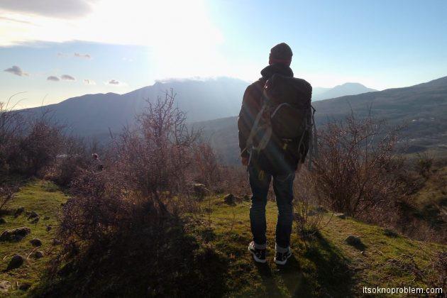 Пешая прогулка. Долина Привидений