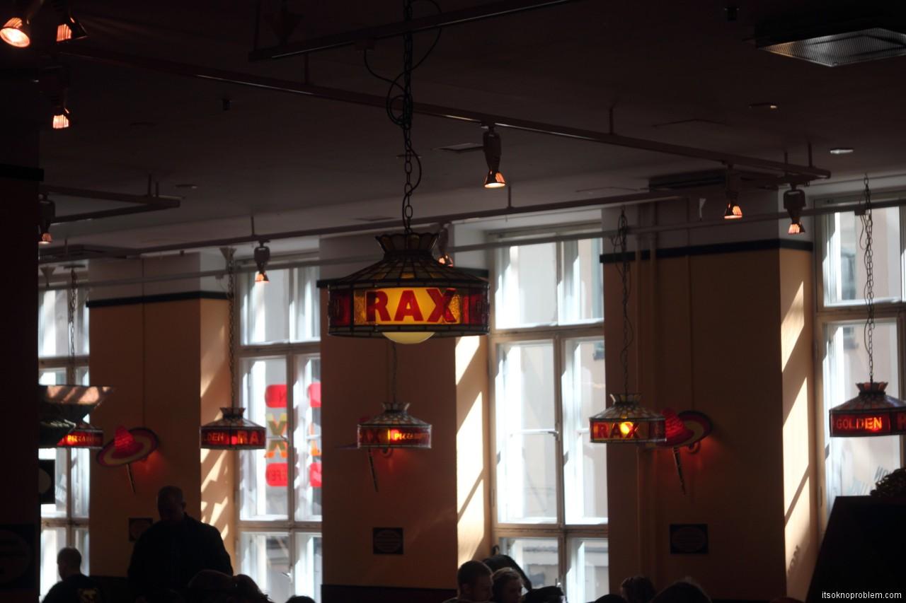 Голден Ракс. Кафе-буфет. Хельсинки, Финляндия